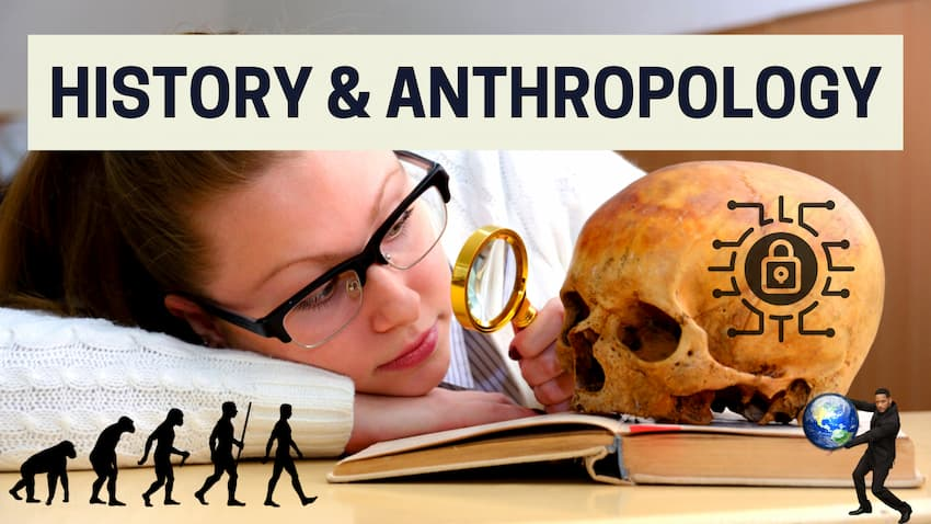 Image of Relationship between History and Anthropology: Similarities and Differences
